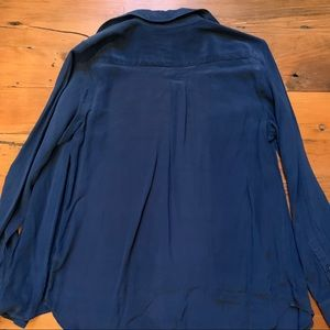 French Connection Tops - FRENCH CONNECTION 100% Silk Blouse
